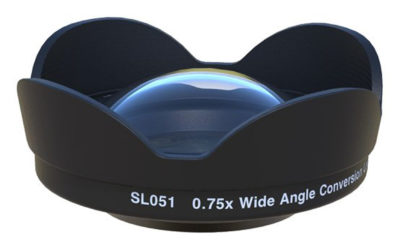 0.75x Wide Angle Conversion Lens voor DC-Series #SL051