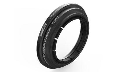 52mm Lens/Filter Adapter voor DC-Series #SL977
