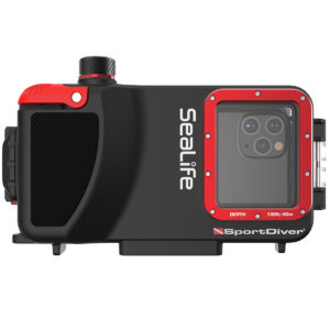 SL400_Sealife_SportDiver_Underwater_Housing_for_iPhone_front_view_LOW_RES_JPG