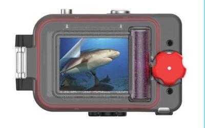 Screen Shield voor de Sealife Reefmaster RM-4K #SL3506
